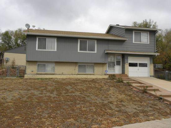 215 Longfellow Dr, Colorado Springs, CO 80910