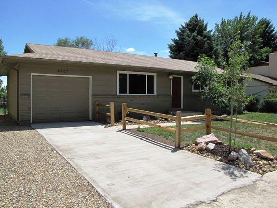 4527 Palmer Park Blvd, Colorado Springs, CO 80915