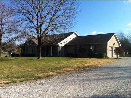 7703 Moss Creek Rd, Evansville, IN 47720