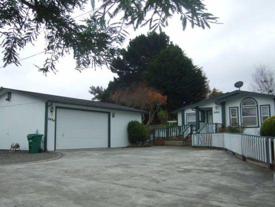 3454 E College St, Fortuna, CA 95540