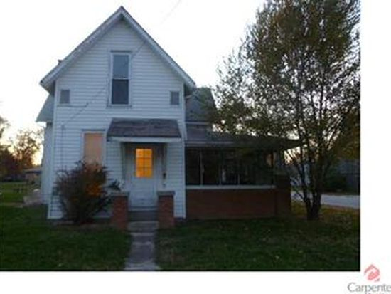 14501 W 3rd St, Daleville, IN 47334