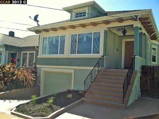 4419 West St, Oakland, CA 94608