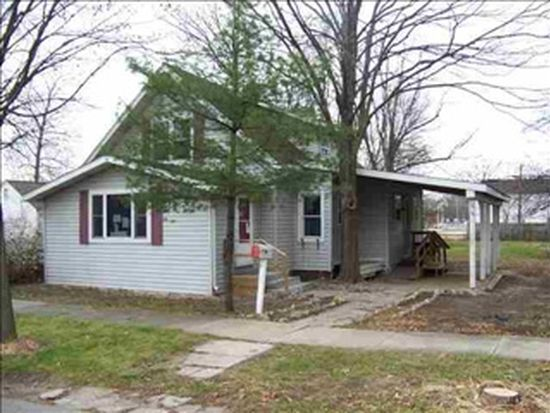 1516 Maple Row, Elkhart, IN 46514