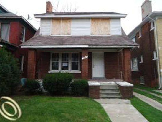 3301 Pingree St, Detroit, MI 48206