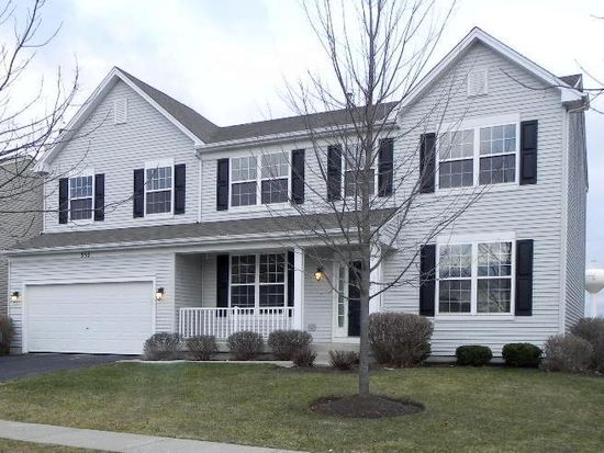 332 Gregory M Sears Dr, Gilberts, IL 60136