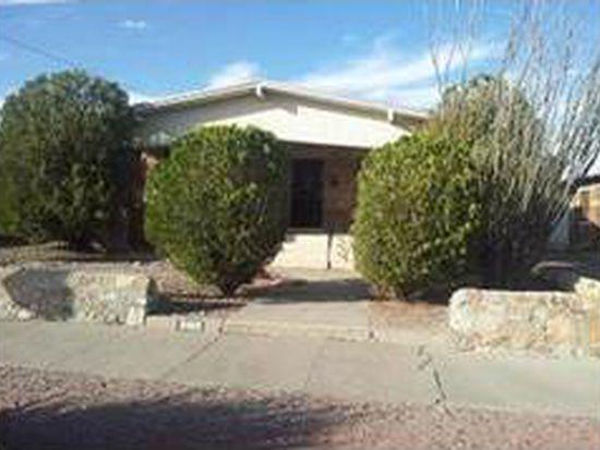 3401 Mountain Ave, El Paso, TX 79930