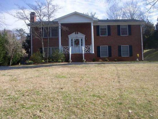 1722 Meadowview Ln, Martinsville, VA 24112