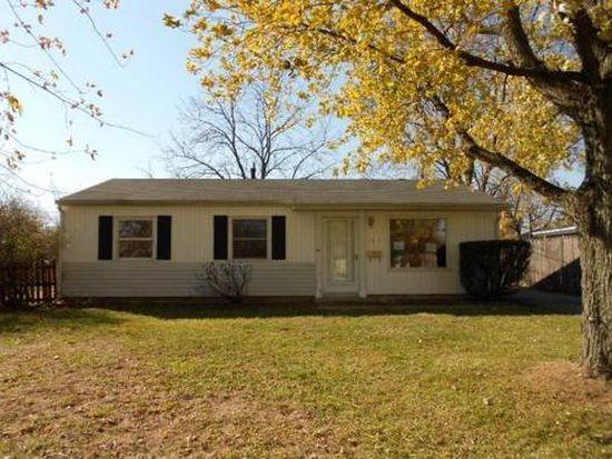 4571 Moraine Ave, Hilliard, OH 43026