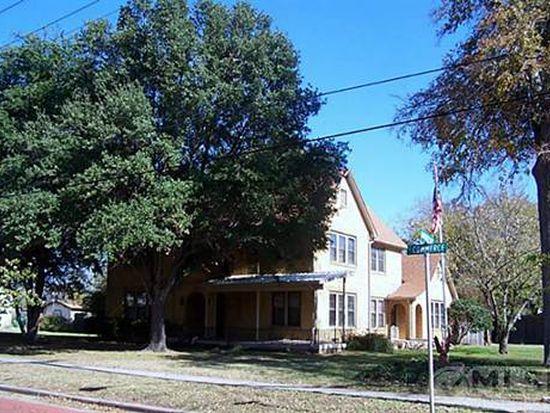 1000 N Commerce St, Gainesville, TX 76240
