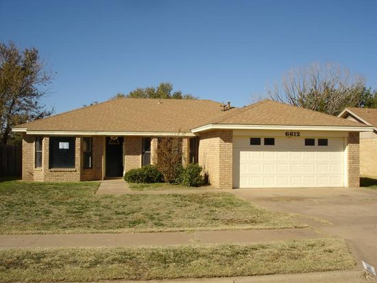 6612 Huron Ave, Lubbock, TX 79424