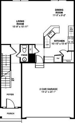 323 Fairfield Cir S, Royersford, PA 19468