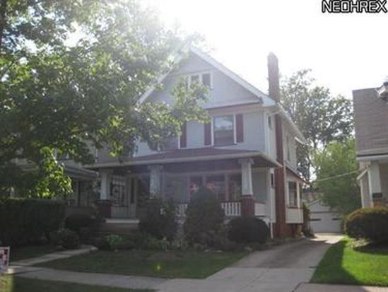 1246 Marlowe Ave, Cleveland, OH 44107