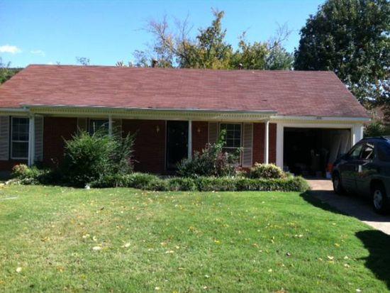 2626 Galaxie St, Memphis, TN 38134