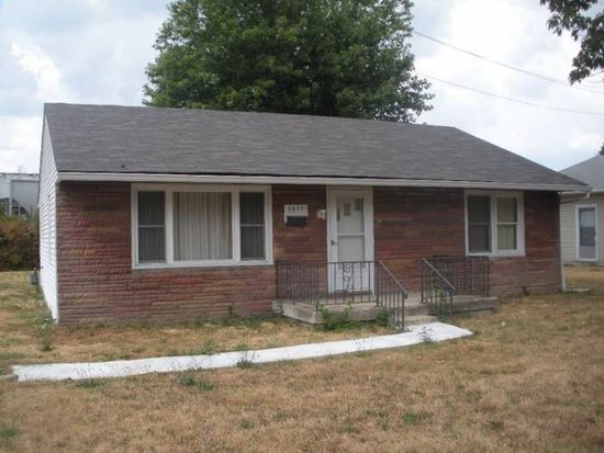 5526 S State Ave, Indianapolis, IN 46227