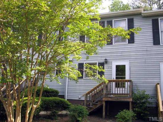 110 Weatherstone Dr UNIT C, Chapel Hill, NC 27514