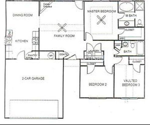 11529 Vinea Ln, Hampton, GA 30228