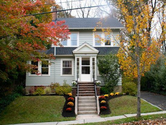 33 S Pierson Rd, Maplewood, NJ 07040