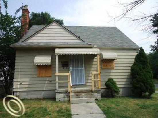 20500 Barlow St, Detroit, MI 48205