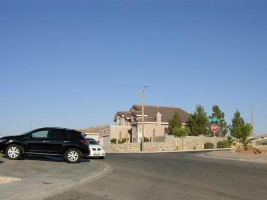 12258 Bronco Buster Ln, El Paso, TX 79936