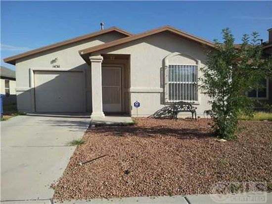 14311 Patriot Point Dr, El Paso, TX 79938