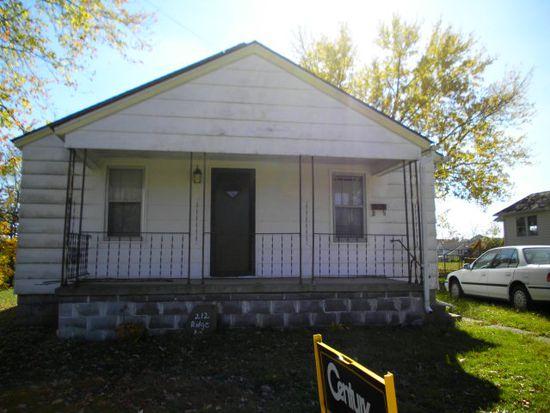 212 Ridge Ave, Beckley, WV 25801