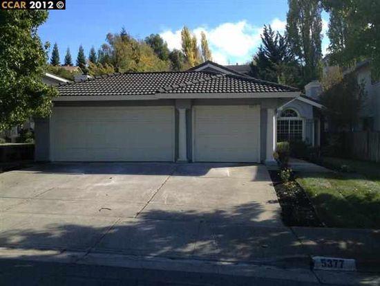 5377 Cerro Sur, Richmond, CA 94803