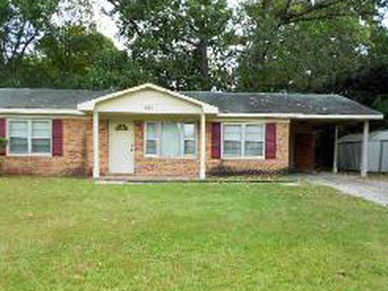 991 Sanchez Dr, Fayetteville, NC 28314