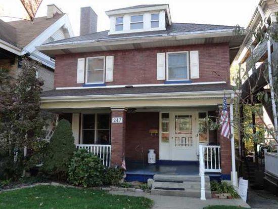 247 Dalzell Ave, Pittsburgh, PA 15202