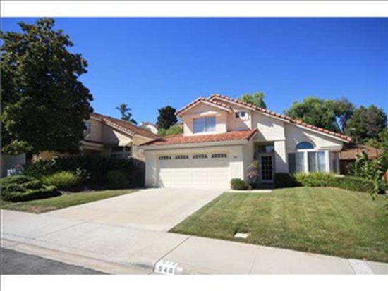 546 Avenida Blanco, San Marcos, CA 92069