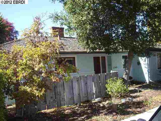 2545 Tulare Ave, El Cerrito, CA 94530