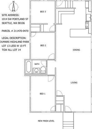 1014 SW Portland St, Seattle, WA 98106