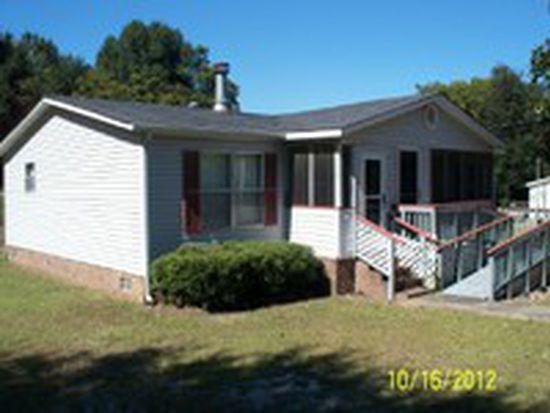 31 Pine St, Barnwell, SC 29812