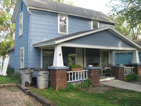 614 Cottonwood St, Emporia, KS 66801