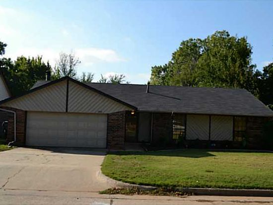 1400 Redwood Ter, Midwest City, OK 73110