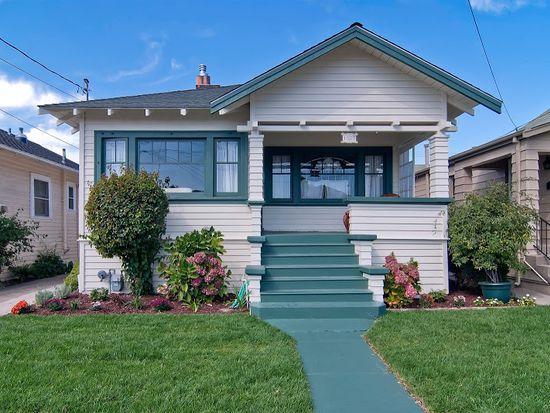 1027 College Ave, Alameda, CA 94501