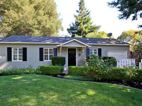 342 Willow Rd, Menlo Park, CA 94025