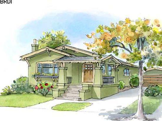 3824 Woodruff Ave, Oakland, CA 94602