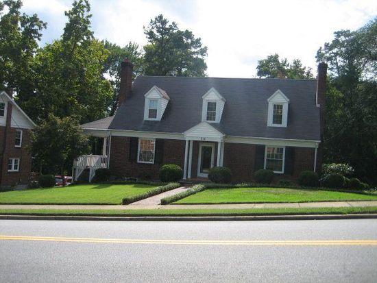 616 Mulberry Rd, Martinsville, VA 24112