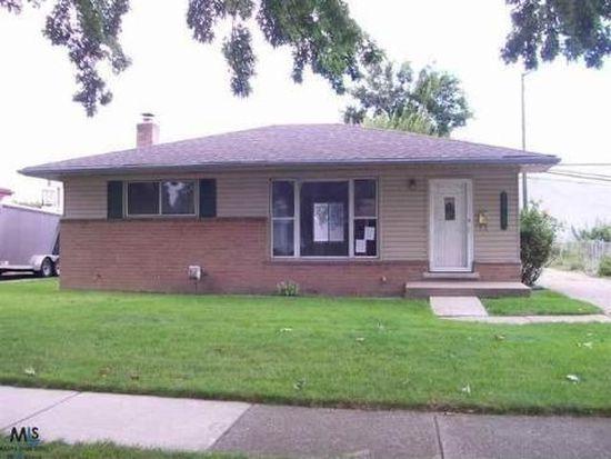 11715 Bloomfield Ave, Warren, MI 48089