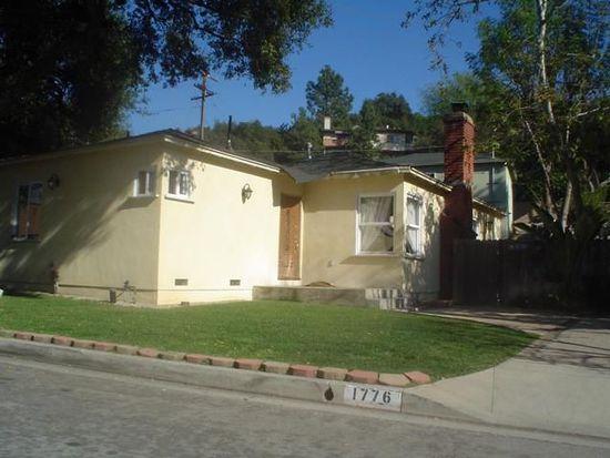 1776 Woodland Ave, Glendale, CA 91208