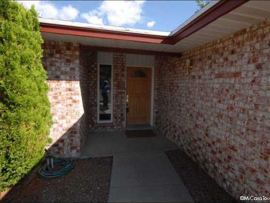 3250 Stone Edge Rd, El Paso, TX 79904