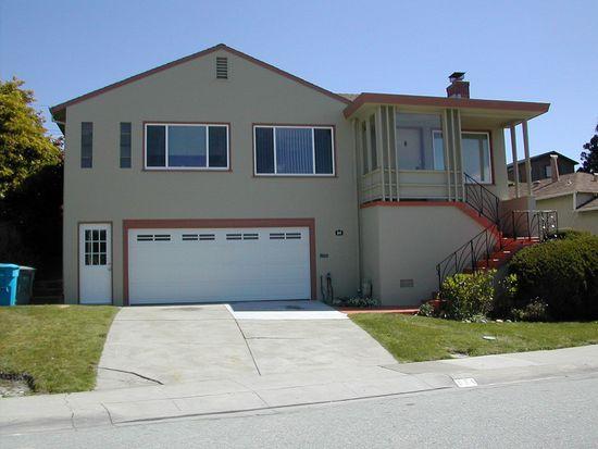 554 Cypress Ave, San Bruno, CA 94066