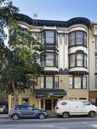 1145 Pine St APT 24, San Francisco, CA 94109