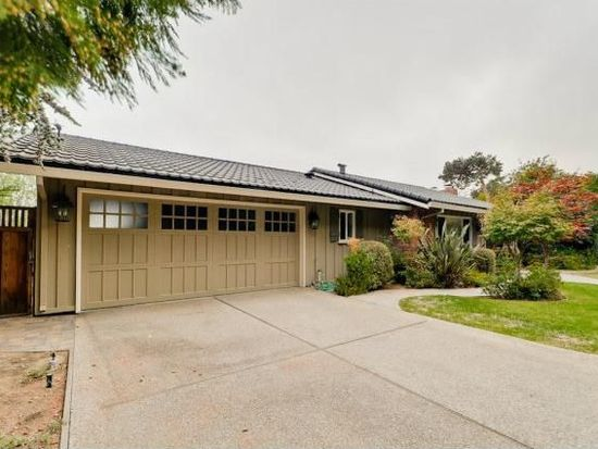 1606 Courtland Rd, Belmont, CA 94002