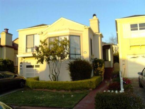 291 Stratford Dr, San Francisco, CA 94132