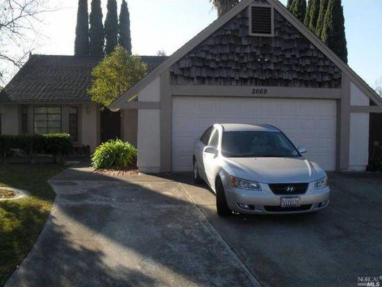 2669 Vista Grande, Fairfield, CA 94534