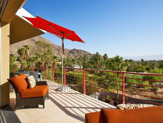 341 W Camino Alturas, Palm Springs, CA 92264