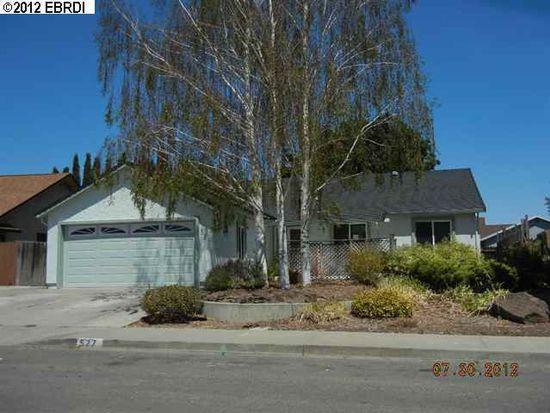 527 Arroyo Grande Ln, Suisun City, CA 94585