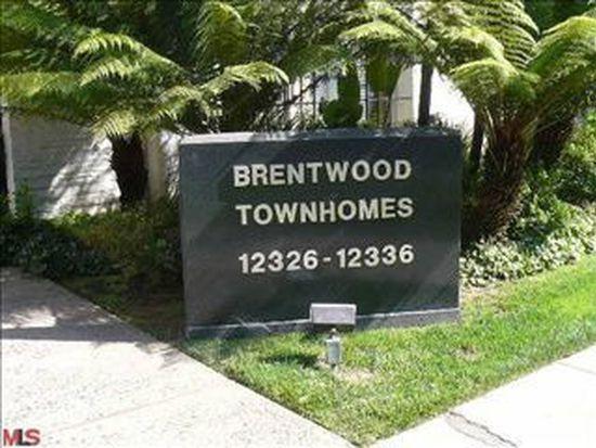 12326 Montana Ave, Los Angeles, CA 90049
