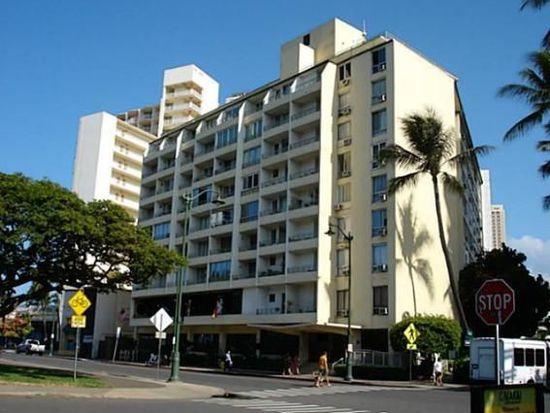 134 Kapahulu Ave # 902, Honolulu, HI 96815